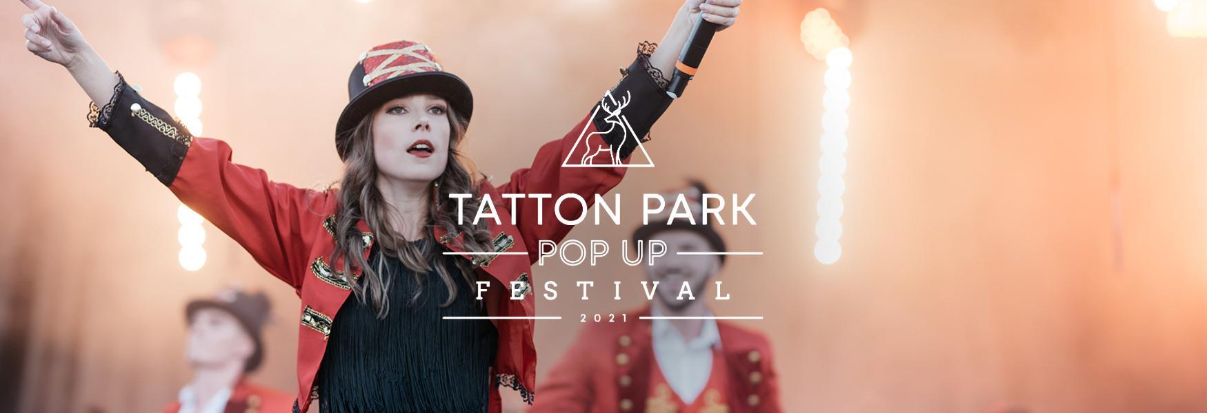 Tatton Park Pop Up Festival