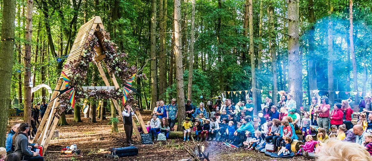 Forests, Festivals & Family Days