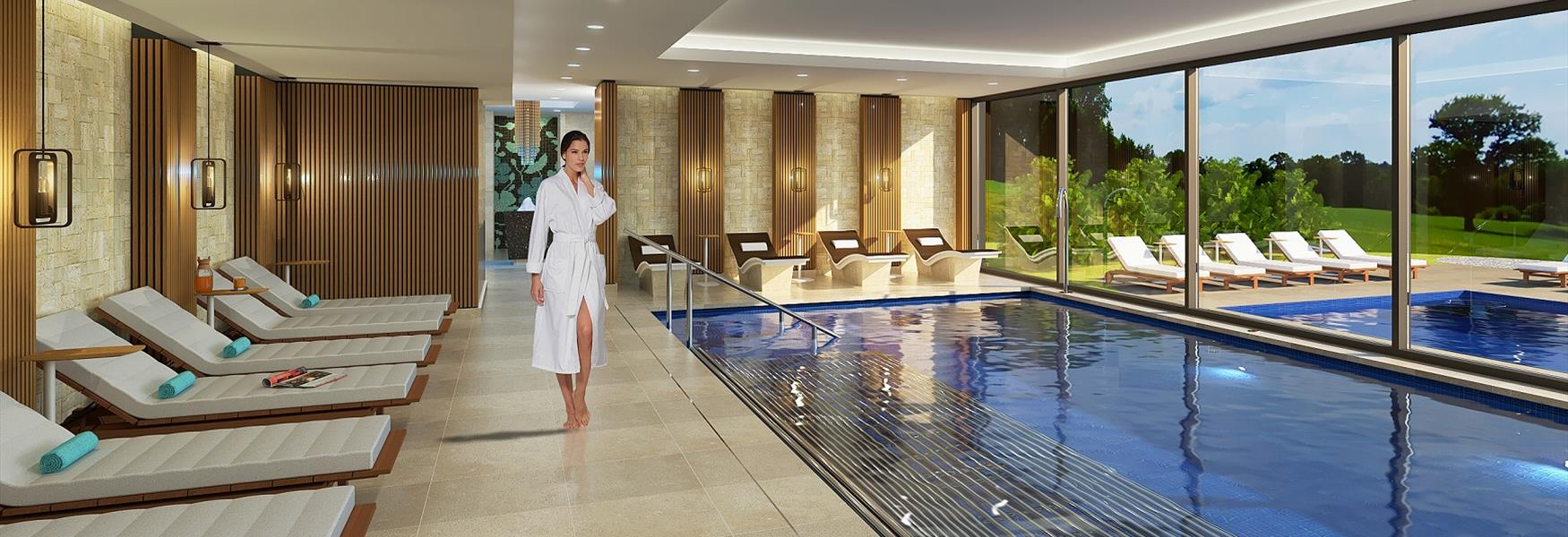 Spa Hotels in Cheshire