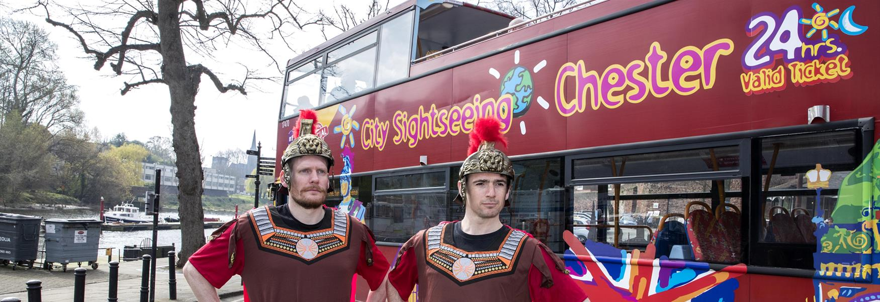 Chester City Sightseeing Tours
