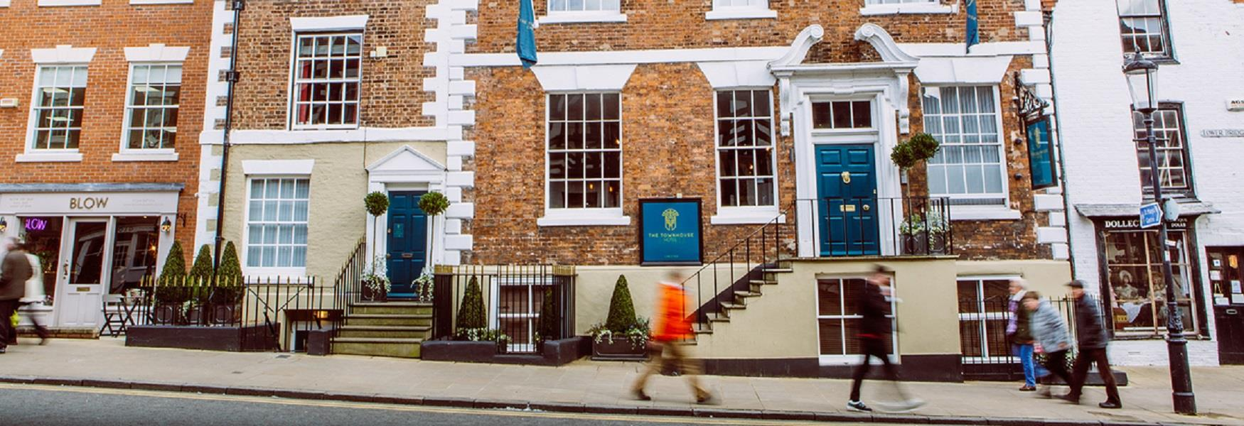 The Townhouse Hotel