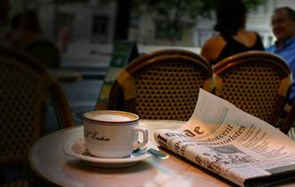 Cafe de Paris Nantwich