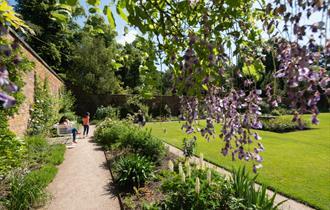 Gardens, Hare Hill Garden, attraction, visitcheshire, cheshire