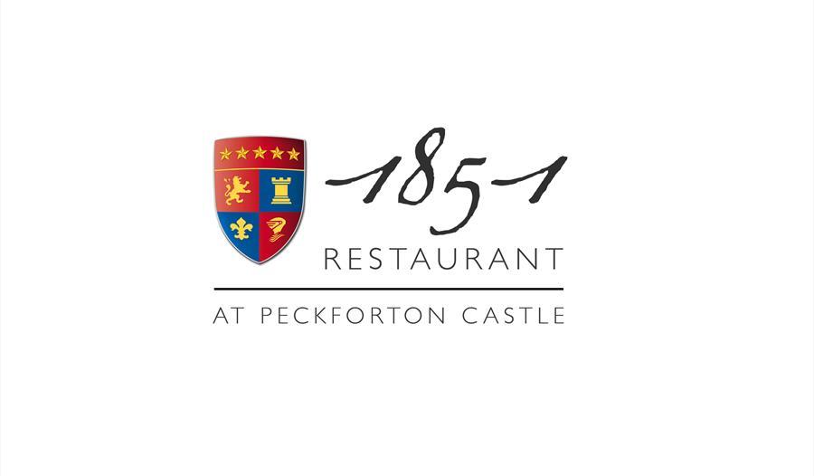 Fine dining at the 1851 Restaurant, Peckforton Castle