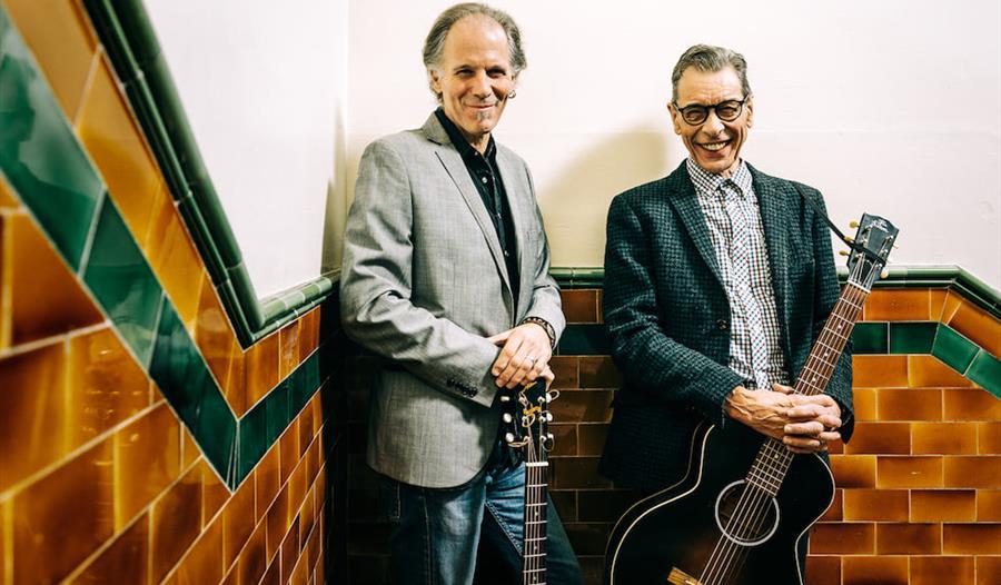 Rab Noakes & Brooks Williams
