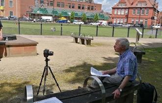 Virtual Tour of Chester's Roman Amphitheatre