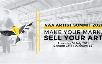 VAA Artists Summit 2021, Making Your Mark, Selling More Art