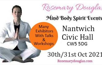 Nantwich Civic Hall Mind Body and Spirit Event