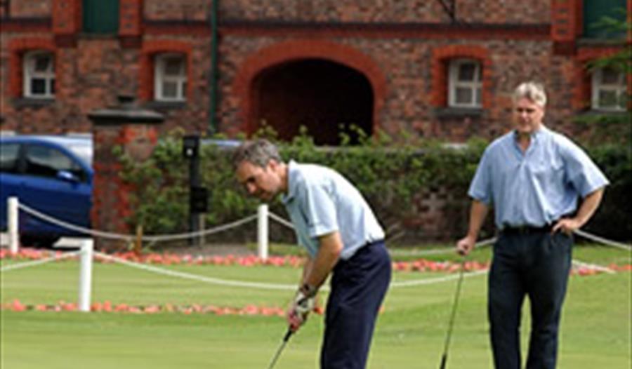 Walton Hall Golf Course