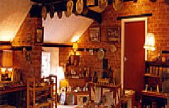 Firs Pottery Shop
