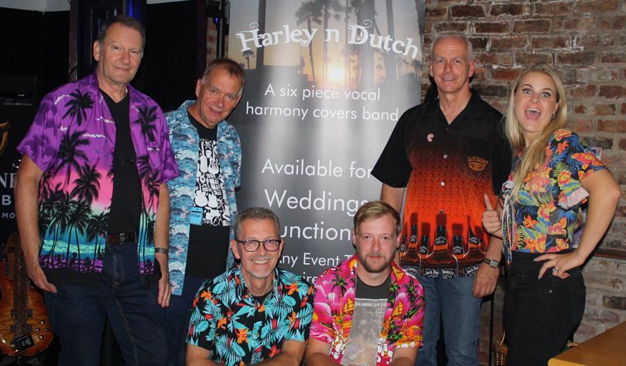 Harley 'n' Dutch Band