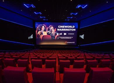 Cineworld Warrington