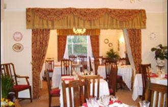 Hudson's Restaurant at Sandhurst Hotel