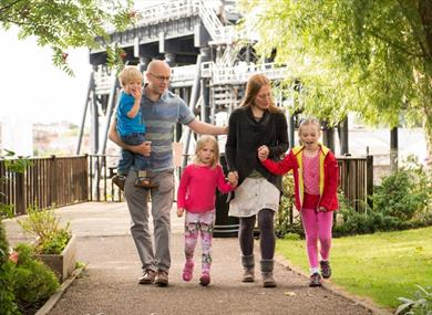 Anderton Boat Lift - A fun day out for the family