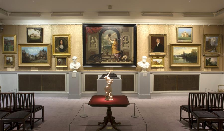 Grosvenor Museum, Art Gallery