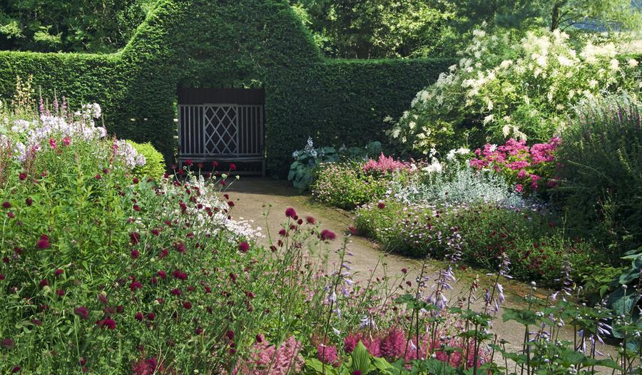 © National Trust Images - Lyme Gardens