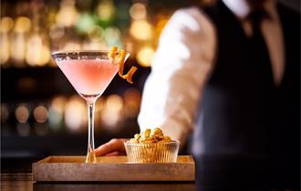 Brasserie Abode, Cocktails Cosmopolitan