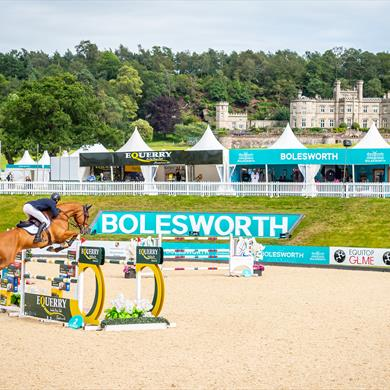Dodson & Horrell Bolesworth International Horse Show