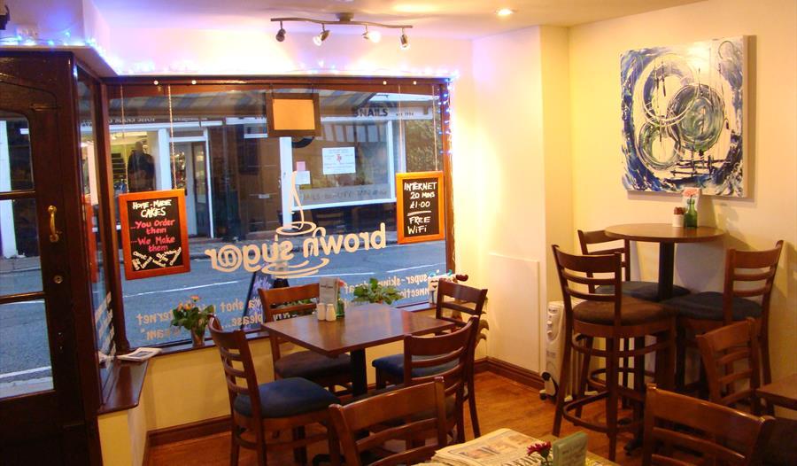 Brown Sugar Cafe and Internet Cafe