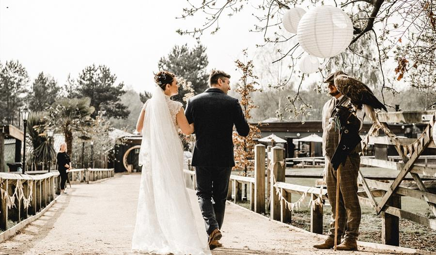 c. Cheshire Woodland Weddings by The Bride Tribe Photography