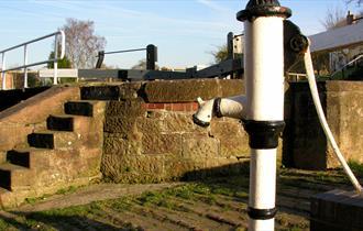 Bunbury Staircase Locks