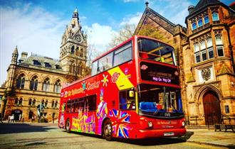 City Sightseeing Open Top Tour