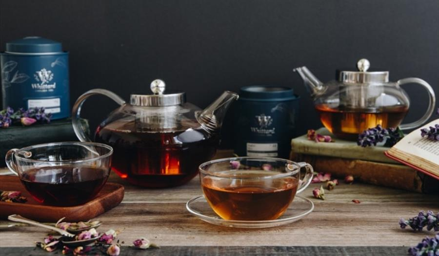 Tea and coffee at Whittard of Chelsea