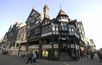 Discover more about Chester on a Chester Tour