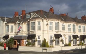 Brookside Hotel 3 Star AA & Visit England