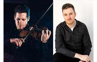 Concert by Callum Smart (Violin) and Richard Uttley (Piano)