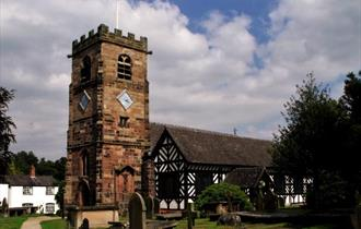 St Oswald Lower Peover