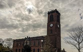 Christ Church Macclesfield. Photo credit: Biran Deegan