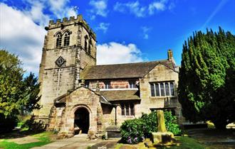 St Mary's Church. Photo credit: GrassrootsGroundswell