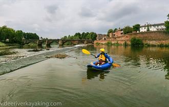 Dee River Kayaking