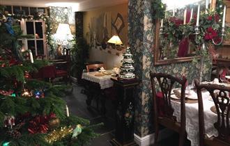 Victorian Christmas at Davenports