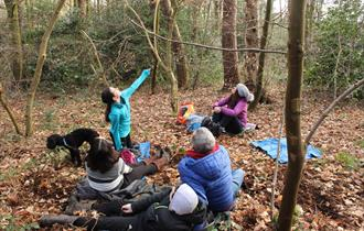 Forest Bathing Sessions at Adlington Hall
