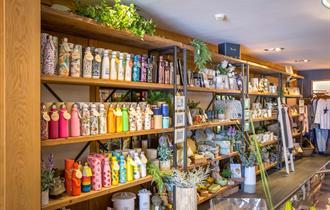 The Hollies Farm Shop - Lower Stretton