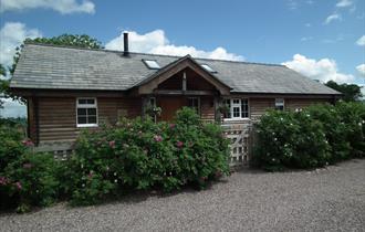 Luxurious lodges at Hill House Farm - SC