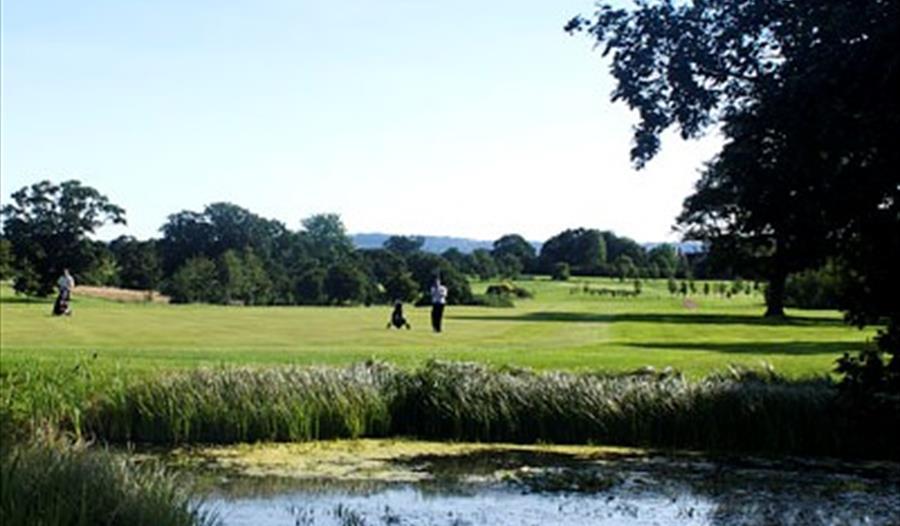 eaton golf course