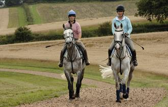 Dean Valley Farm Ride, Competition & Training Centre
