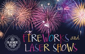 Firework & Laser Display