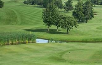 FRODSHAM golf course