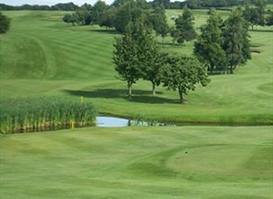 FRODSHAM golf course
