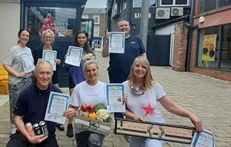 Independent retailers in Knutsford