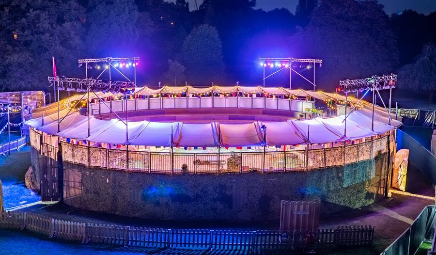 Grosvenor Park Open Air Theatre