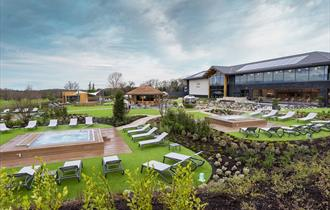 The Garden at the Spa at Carden