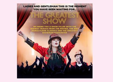 Tatton Park Pop Up Festival - The Greatest Show