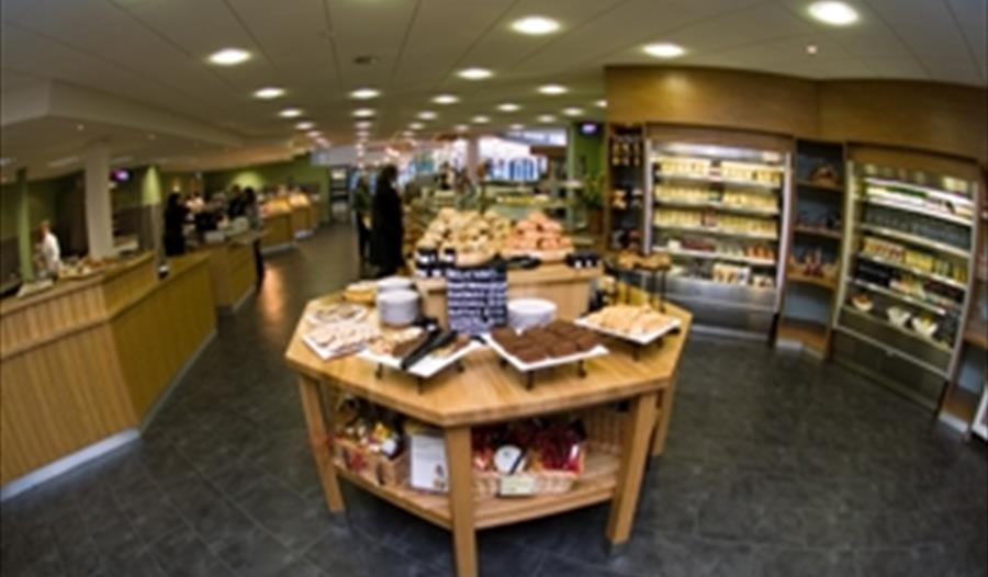 Grosvenor Garden Centre Chester - Cafe