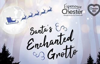 Santa's Enchanted Grotto