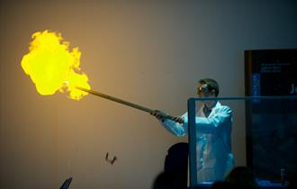 Half-Term: Operation Earth science show